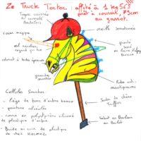 36 LES TOCTOCS DU SABOT dessin